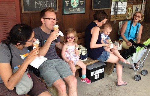 Ice Cream, July 2014