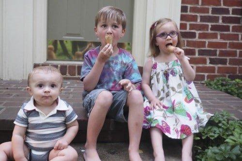 Ice Cream, Summer 2014